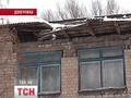 В макеевской школе из-за снега обрушилась крыша