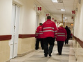 В Чернигове погибла выбросившаяся из окна больницы пациентка