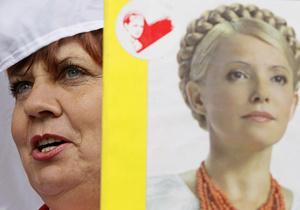 Новости Украины - Политические новости - Тимошенко подозревают в избиении охранника