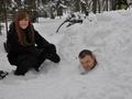 В Ивано-Франковской области установлен мировой рекорд по пребыванию человека под снегом