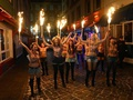 Теперь и в Германии: активистки FEMEN прошлись по кварталу
