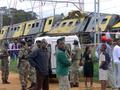 В ЮАР столкнулись два пассажирских поезда, пострадали 200 человек