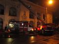 Пожар в Гостином дворе ликвидирован. Причины возгорания выясняются