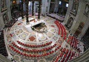 Новини світу - Наступного Папу Римського оберуть в березні