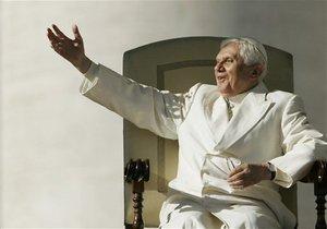 Ватикан подтвердил отречение Папы Римского