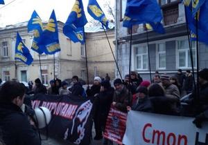 Главу Беркута отстранили за избиение депутатов