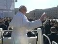 Папа Римский благословил верующих Буэнос-Айреса по телефону