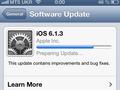 Apple латает дыры в системе безопасности, выпустив очередное обновление iOS