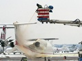 Аэропорт в Жулянах приостановил работу