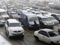 Движение затруднено: Яндекс оценивает движение на дорогах Киева в 6 баллов