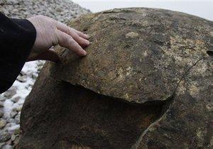 Наука и медицина - Новости науки - Новости науки - странные новости - космос: В Испании редкий метеорит 30 лет использовался в домашнем быту