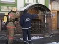 В центре Киева горел популярный паб