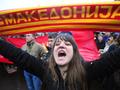 Македония продлила безвизовый режим с Украиной до 2018 года