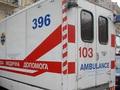 В Кировоградской области в тяжелом состоянии госпитализирован сотрудник ГАИ, пытавшийся задержать пьяную женщину-водителя