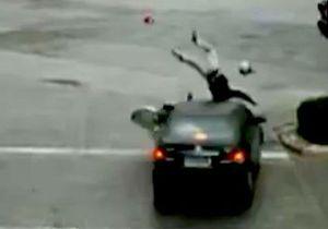 Мотоциклист чудом выжил в ДТП