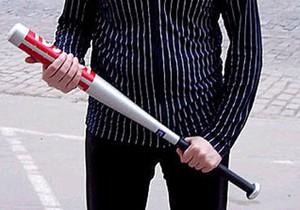В России депутат избил мужчину бейсбольной битой