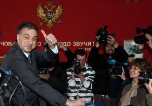 Новини світу - У Чорногорії на виборах перемогу здобув чинний президент