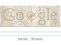 Google посвятил сегодняшний дудл математику Леонарду Эйлеру