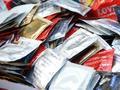 В Гане конфискованы миллионы дырявых презервативов
