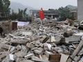 В Китае произошло новое землетрясение. Число жертв стихии превысило 200