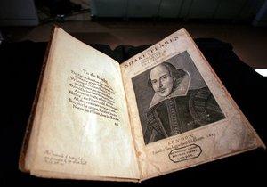 News of the World - William Shakespeare: Um dia na história da