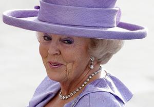 Новини світу - Новини Нідерландів - монархія - Сьогодні королева Нідерландів зрікається престолу. Трон вперше за 123 роки забере чоловік