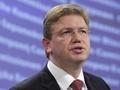 В ЕС призывают украинские власти решить вопрос Тимошенко в кратчайшие сроки