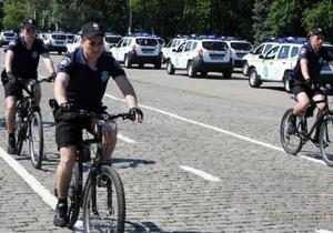 Одесские пляжи снова патрулируют  милиционеры в шортах