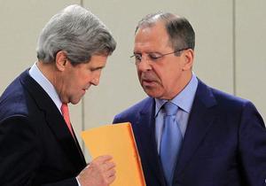 Россия и США определяют список участников конференции по Сирии