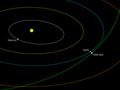 Сегодня мимо Земли пролетит двойной астероид