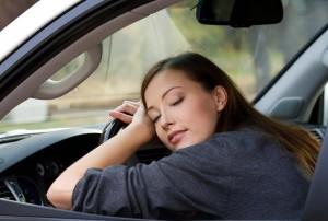 ДАІ наполегливо рекомендує водіям гарно виспатися перед дорогою