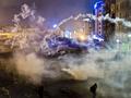 Полиция применила слезоточивый газ и водометы в центре Стамбула