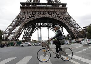 Стиль жизни - Путешествия - В Париже - самая большая сеть велопроката