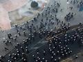 В центре Стамбула прошла акция протеста с участием тысяч демострантов