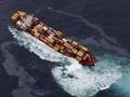В Эгейском море столкнулись два грузовых судна