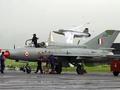 В Индии разбился МиГ-21, погиб пилот ВВС