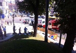 Новости Киева - Взрыв произошел возле парка Шевченко