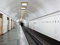 Мужчина упал на рельсы на киевской станции метро Арсенальная