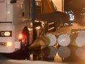 В Германии румын пролил на трассу 2000 литров меда