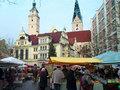 В Германии вооруженный мужчина захватил заложников в городской ратуше