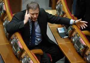 В Партии регионов хотят отказаться от евроинтеграции