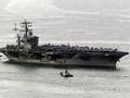 Авианосец Nimitz вошел в Красное море