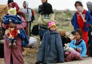 Эхо войны. С начала конфликта в Сирии более двух миллионов человек стали беженцами