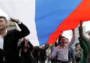 Рост экономики России в первом полугодии замедлился в три раза