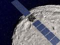 Ученые представили первый атлас астероида Веста