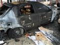 В Севастополе сожгли авто журналиста