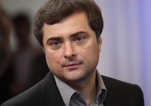 Идеолог Сурков стал помощником Путина