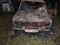 В Луганской области неизвестные сожгли автомобиль активиста Дорожного контроля