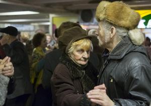 Украинские пенсионеры живут лучше, чем российские