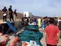 Судно с 250 мигрантами перевернулось у острова Лампедуза: обнаружено 50 тел погибших